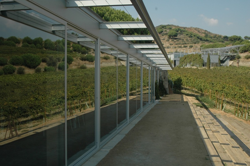 Alta Alella Wine Tourism Centre