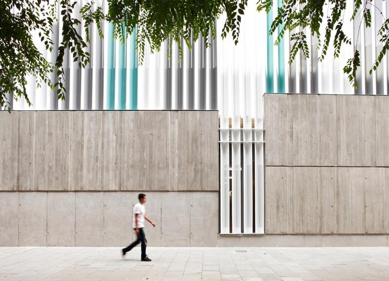 Edifici Públic Multifuncional a Sant Martí