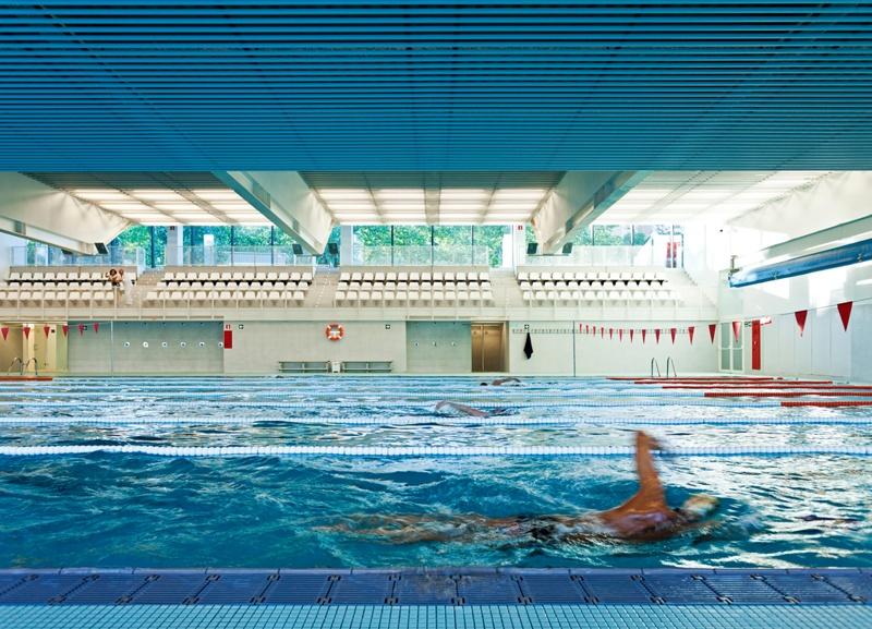 Can Mercader Aquatic and Sports Complex