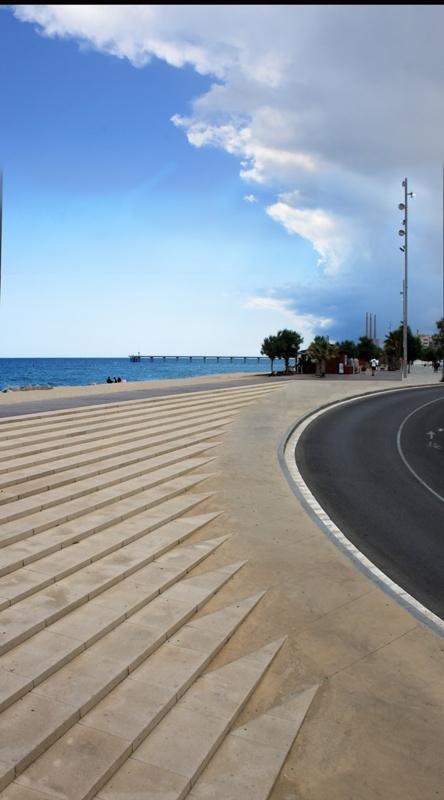 Passeig Marítim de Badalona