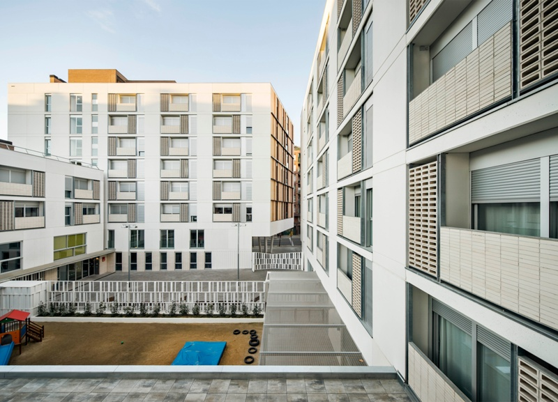 Dr Torrent 154 Protected Housing Units and Facilities
