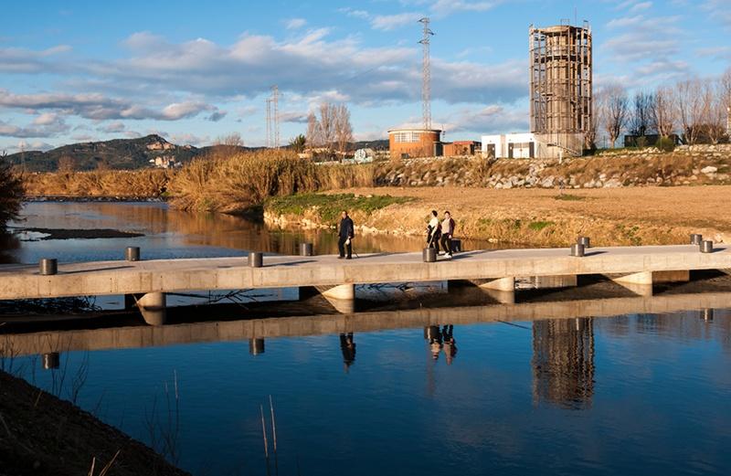 Gual Inundable al Riu Llobregat