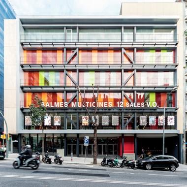 Balmes Cinema Complex