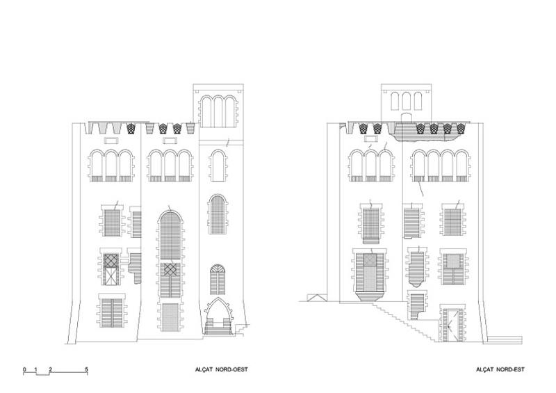 Refurbishing Torre del Baró