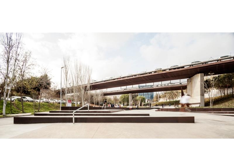 Parque Deportivo Urbano Aureà Cuadrado