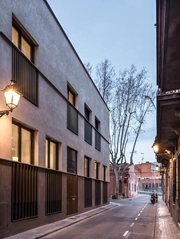 Viviendas para Dos Familias en Sarrià