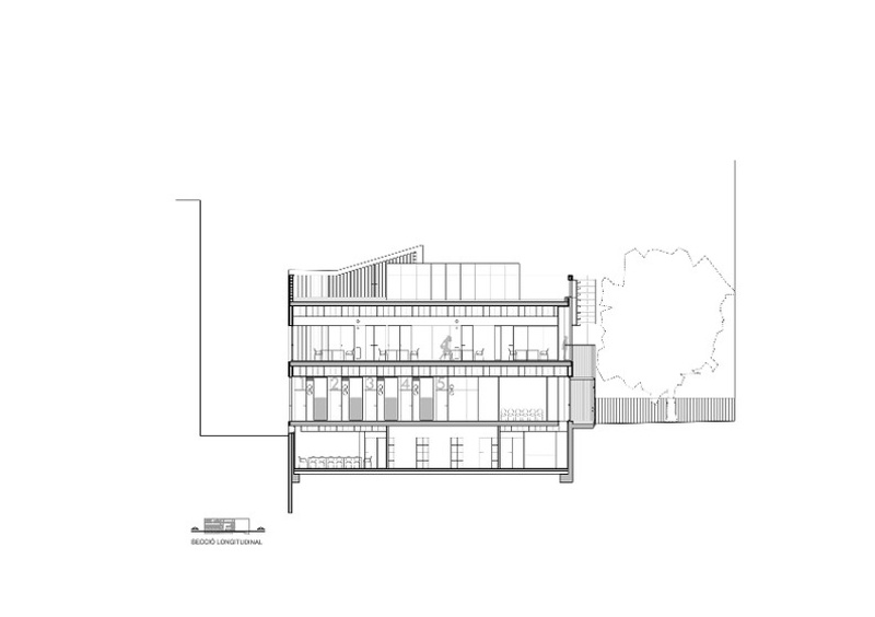 El Putget i Farró Social Services Centre