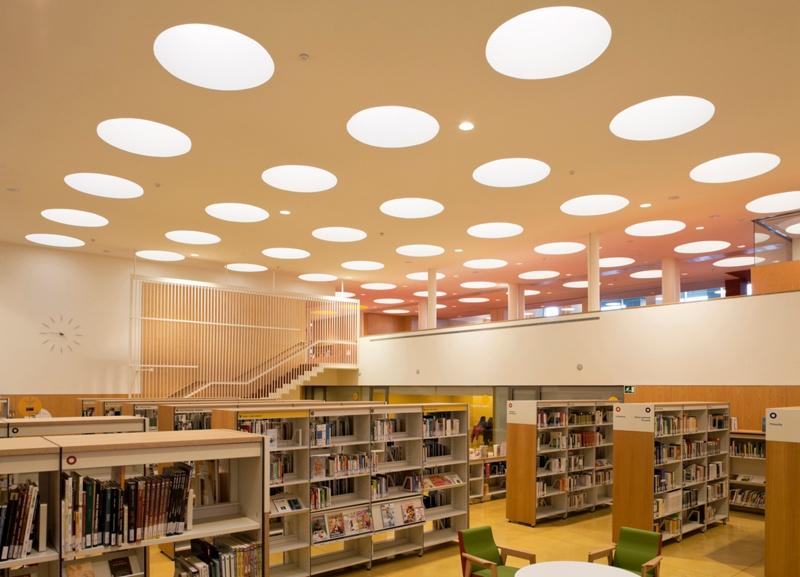 Biblioteca Sant Ildefons