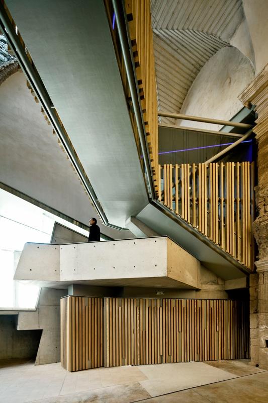 Auditorium in the Convent of Sant Francesc
