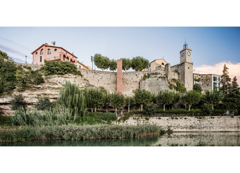 Nou Accés al Centre Històric de Gironella