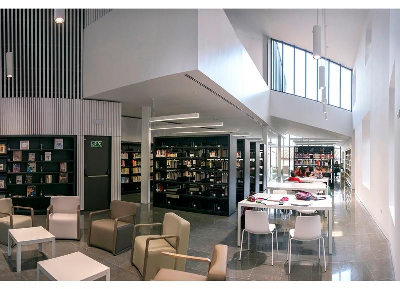 Solsona County Library