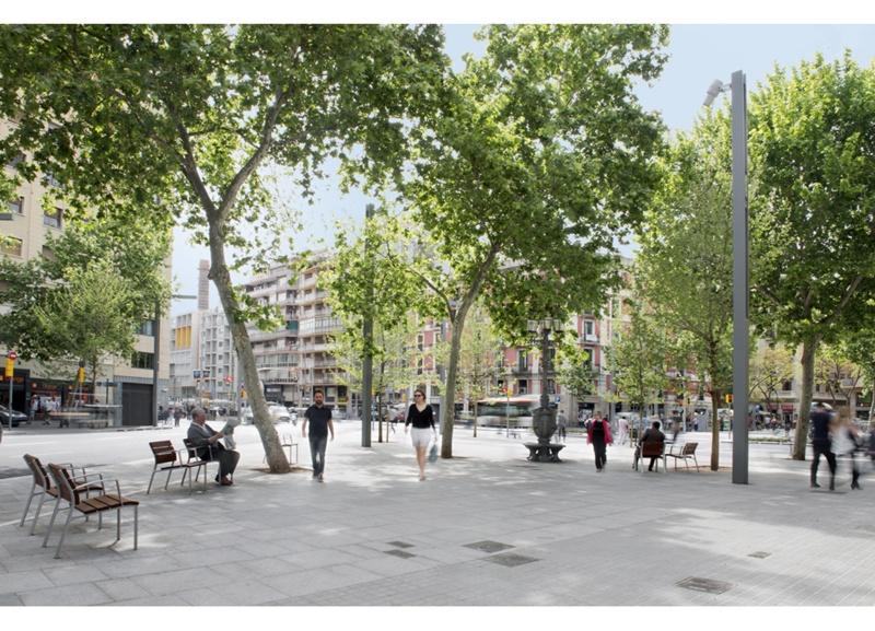 Remodelació de l'Avinguda Paral·lel