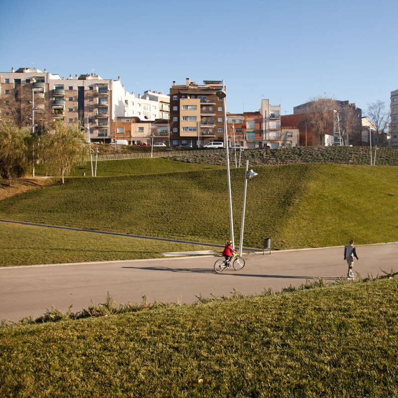 Vallparadís Park