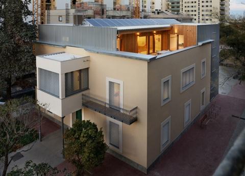 Rehabilitation and Extension of Can Portabella Neighbourhood Social Centre
