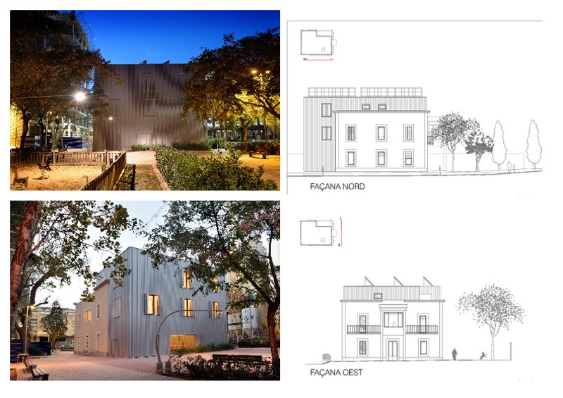 Rehabilitation and Extension of Can Portabella Neighbourhood Social Centre
