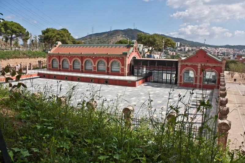 Rehabilitació i Adequació de la Casa de l'Aigua