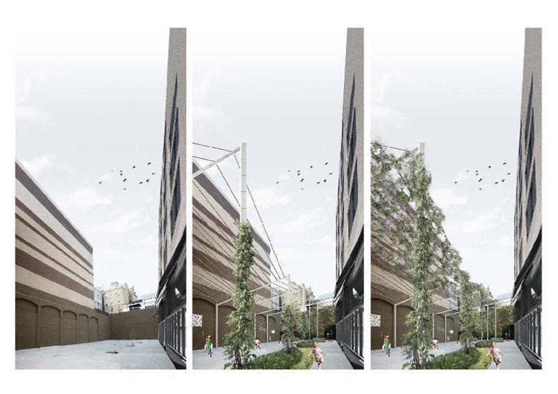 Urbanització de l'Espai Roger de Flor-Macaya