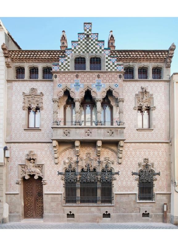 Partial Rehabilitation of Joaquim Coll i Regàs House