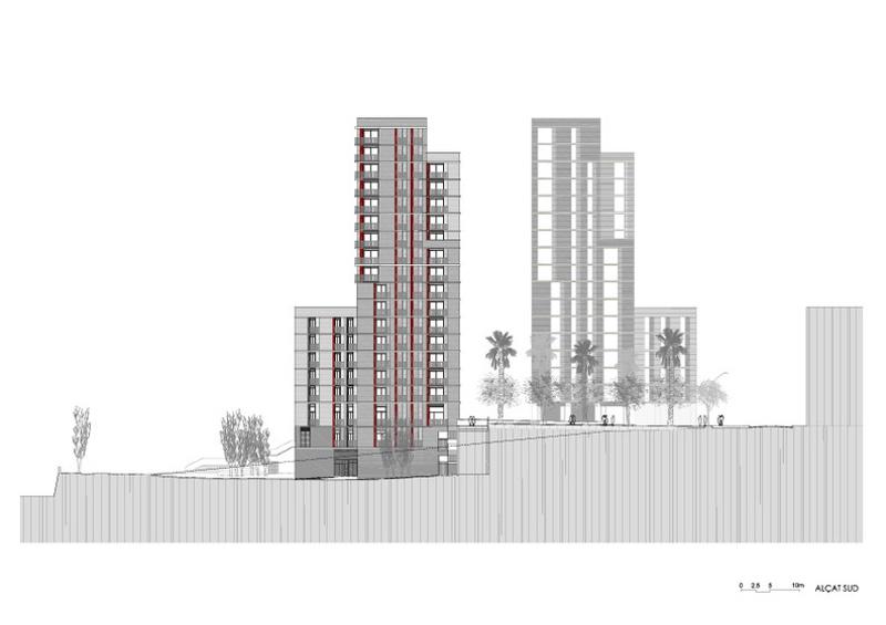 130 Dwellings on the Riverfront in Santa Coloma de Gramenet (Phase 2)