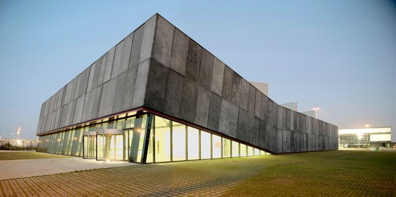 Aeronautical Cultural Centre at Barcelona-El Prat Airport