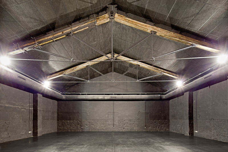 Extension of the Hangar Artistic Creation Centre at Can Ricart