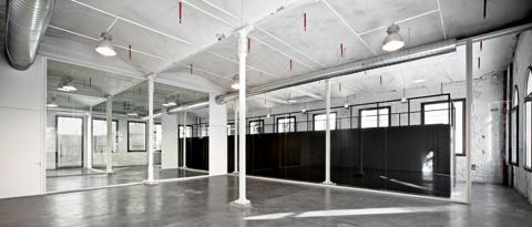 Ampliació del Centre de Creació Artística Hangar al Recinte de Can Ricart