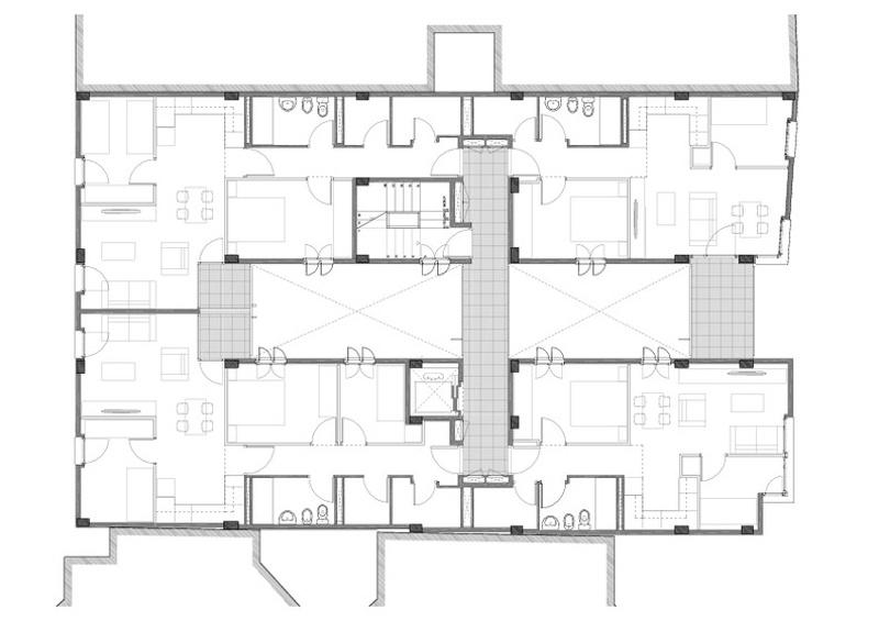 24 Habitatges de Protecció Oficial Dante