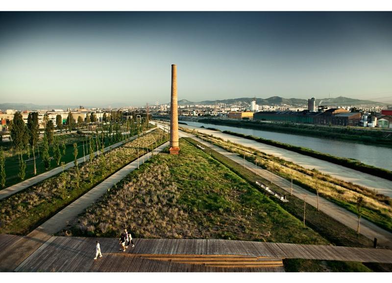 Parque Lúdico Fluvial del Río Llobregat