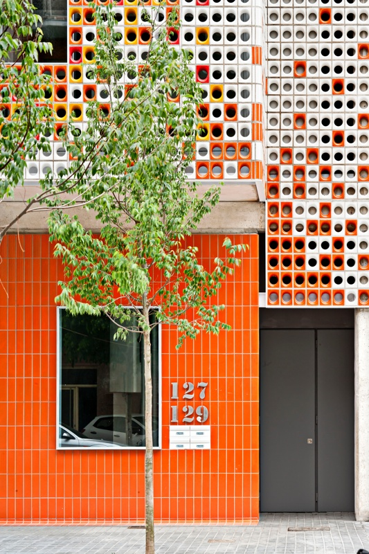 Progrés 127-129 Residential Building