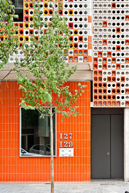 Edificio de Viviendas Progrés 127-129