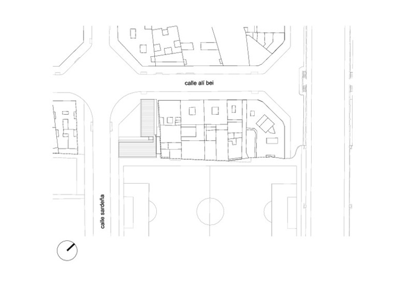 51 Social Housing Units for Young People Ali Bei