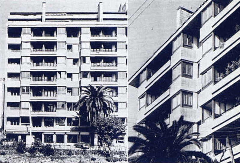 Habitatges Vallcarca