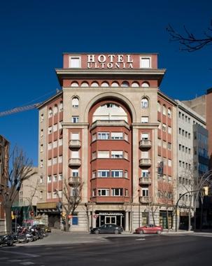 Reforma de l'Hotel Ultònia