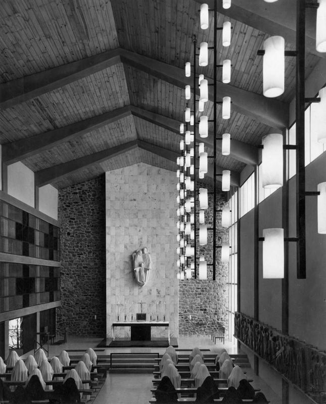 Capella del Convent de la Sagrada Família
