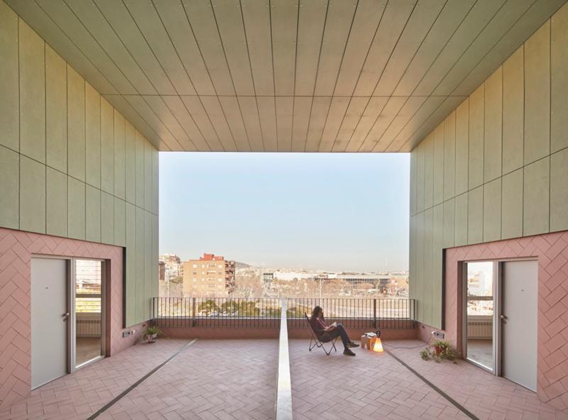 79 Habitatges amb Protecció al Saló Central