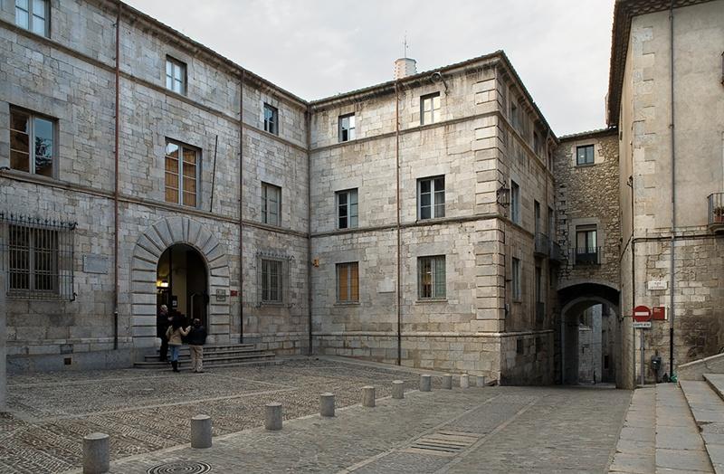 Reforma del Palau de Justícia de Girona