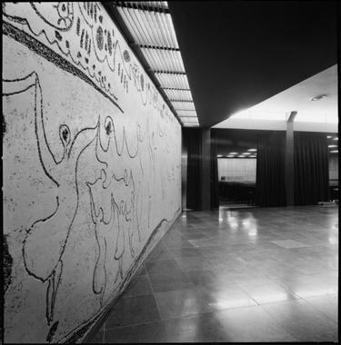 Espai Picasso i Sala d'Actes del Col·legi d'Arquitectes de Catalunya (COAC)