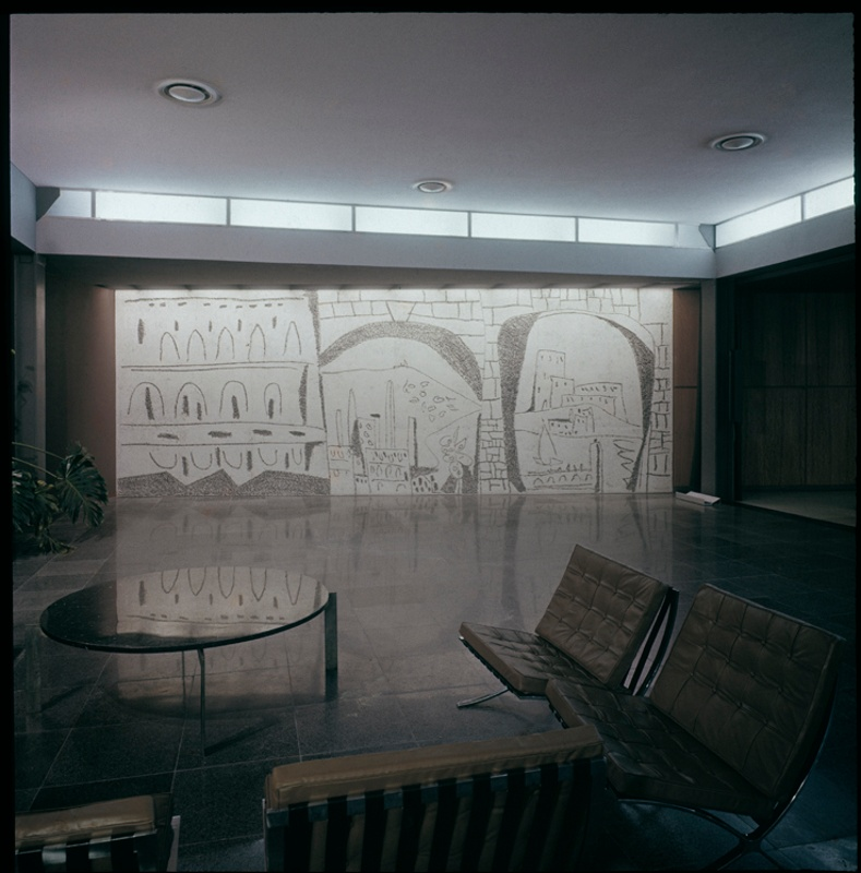 Picasso Venue and Events Hall of the Architects' Association of Catalonia (COAC)