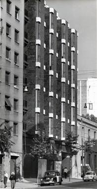 Edifici d'Habitatges al Carrer Sardenya