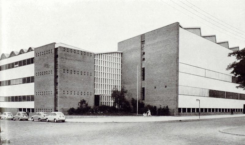 Escola d'Aprenents i Oficines Taller de Fundició de la Fàbrica d'Automòbils SEAT