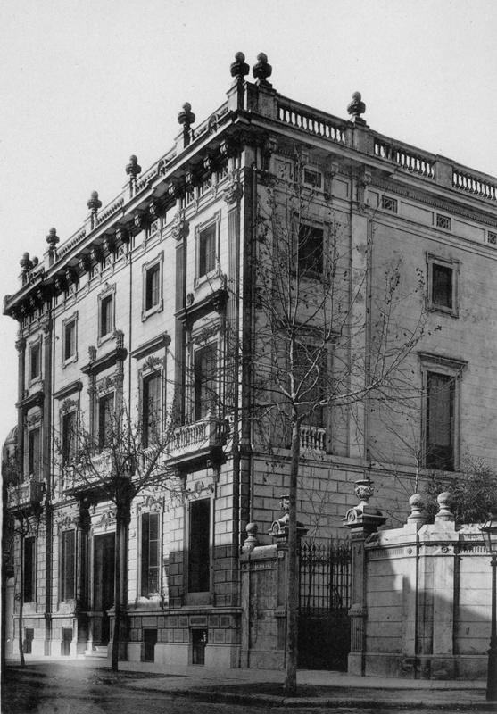 Casa Carles de Casades