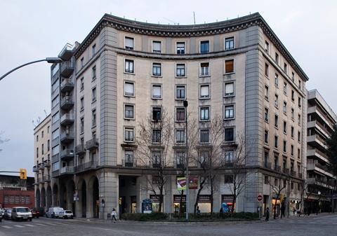 Bloc d'Habitatges Pérez Xifra