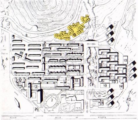 Polígon Montbau: Urbanització de 70 Habitatges Unifamiliars
