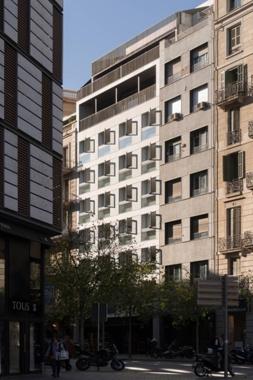 Edifici d'Habitatges Rosselló 257