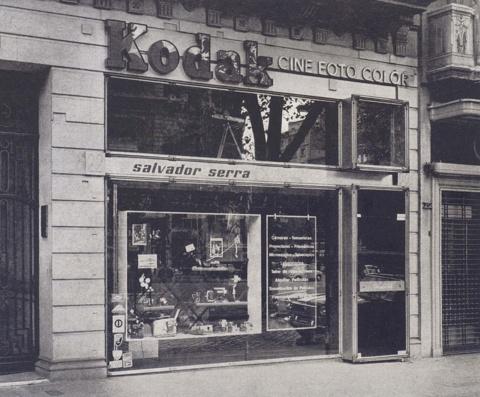 Botiga Kodak-Arpí