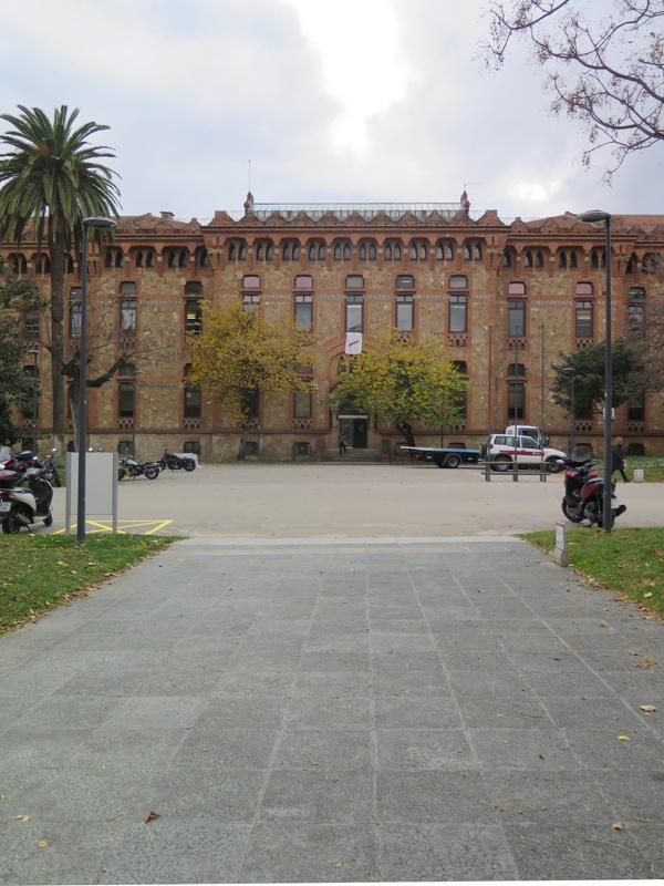 Casa Provincial de Maternitat (Pavelló de l'Avemaria)