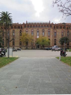Casa Provincial de Maternidad (Pabellón del Avemaría)