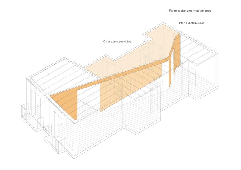 Reforma d'Habitatge Buenaventura Muñoz