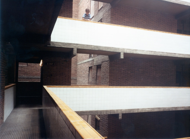 Edifici d'Habitatges en Cooperativa