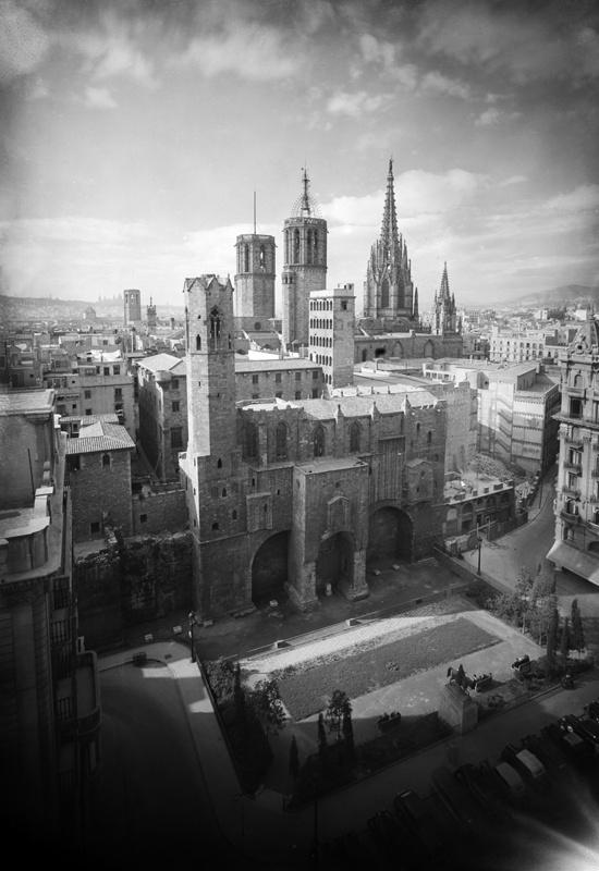 Restauració de la Capella de Santa Àgata